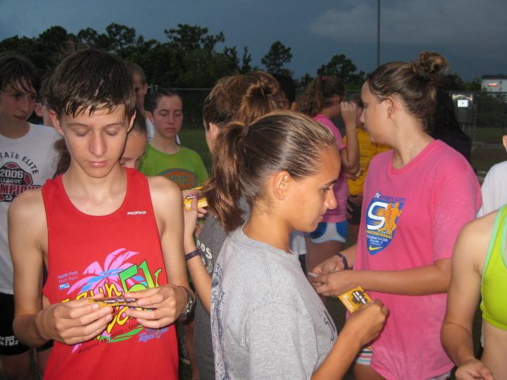 a65cf1d8372f My last stop in Florida was to the Holy Trinity Academy. Located just  outside of Orlando in Melbourne Florida the Holy Trinity team gets up to  run every ...