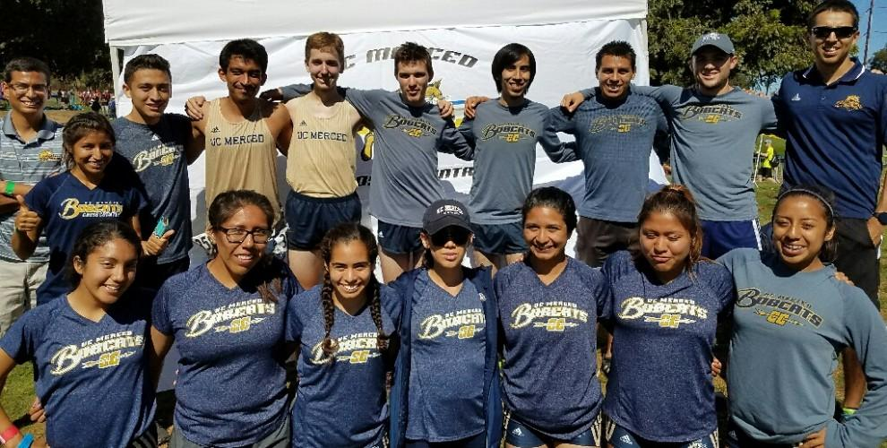 Uc Merced Track And Field And Cross Country Merced California