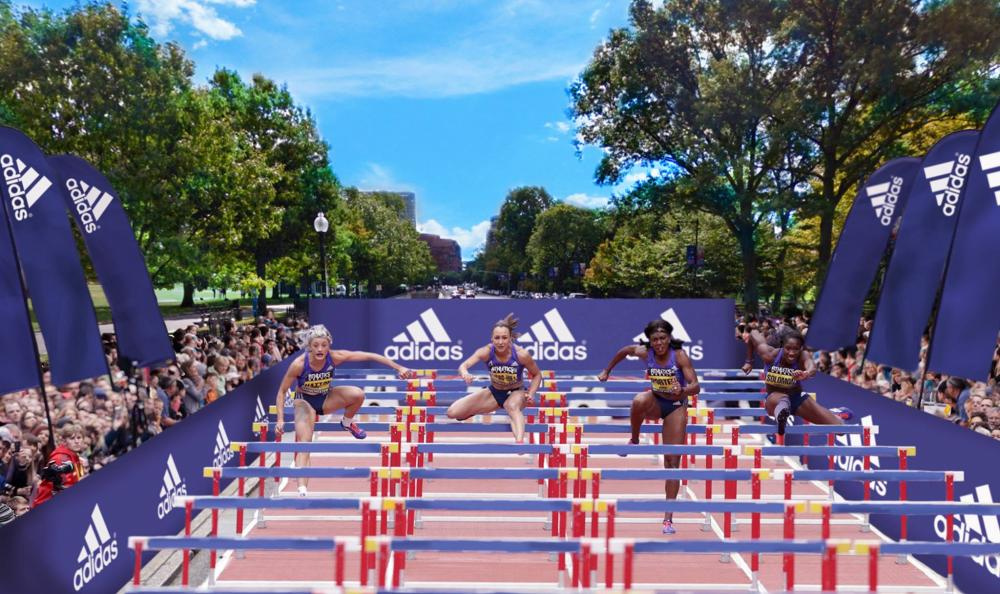 Adidas Boost Boston Games Results