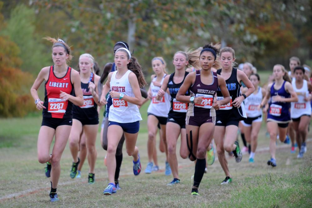 texas state xc meet results