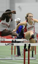 The Boston University men's and women's track & field teams will host the 2016 David Hemery Valentine Invitational ...