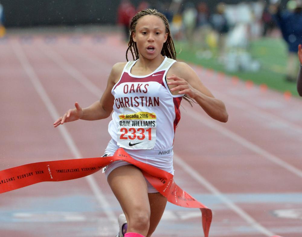 Lauren Williams Track