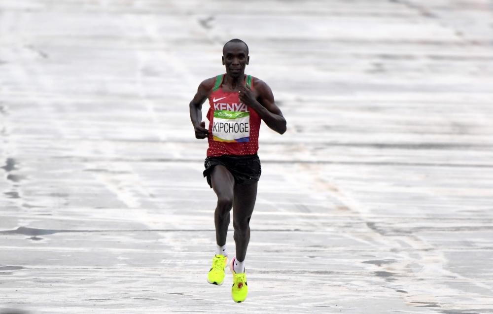 1f242faeb76e7 DyeStat.com - News - Eliud Kipchoge to Chase World Record at Berlin ...