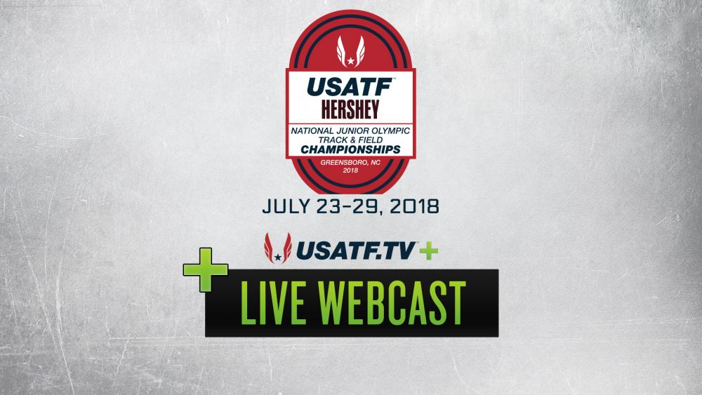 DyeStat com - Events - USATF Hershey National Junior Olympic